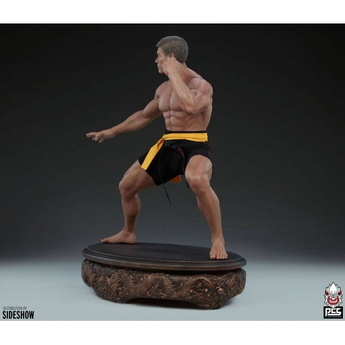 Jean-Claude Van Damme Statue 1/3 Jean-Claude Van Damme: Shotokan Tribute 57 cm PCS - 7