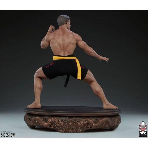Jean-Claude Van Damme Statue 1/3 Jean-Claude Van Damme: Shotokan Tribute 57 cm PCS - 8
