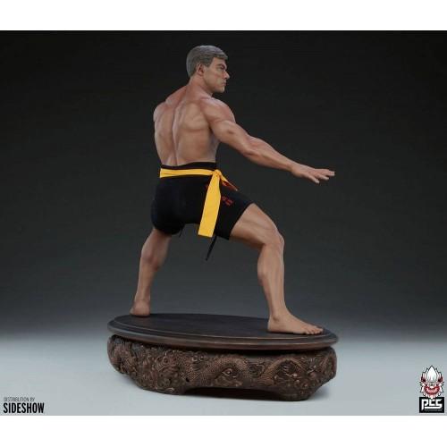 Jean-Claude Van Damme Statue 1/3 Jean-Claude Van Damme: Shotokan Tribute 57 cm PCS - 9