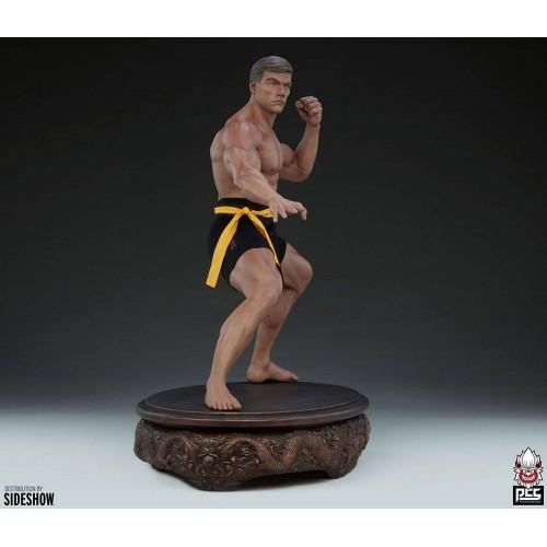 Jean-Claude Van Damme Statue 1/3 Jean-Claude Van Damme: Shotokan Tribute 57 cm PCS - 10