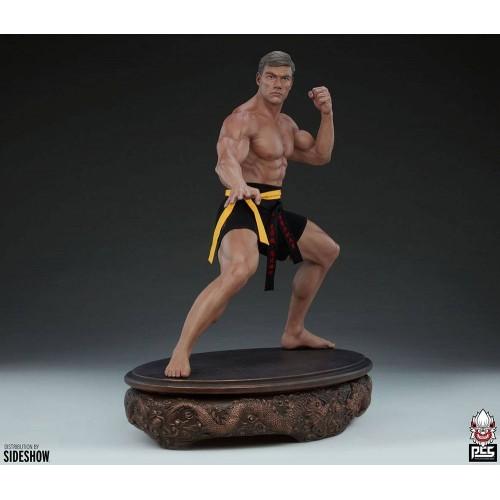 Jean-Claude Van Damme Statue 1/3 Jean-Claude Van Damme: Shotokan Tribute 57 cm PCS - 11