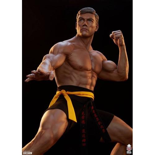 Jean-Claude Van Damme Statue 1/3 Jean-Claude Van Damme: Shotokan Tribute 57 cm PCS - 17