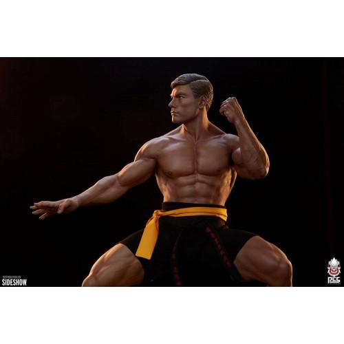 Jean-Claude Van Damme Statue 1/3 Jean-Claude Van Damme: Shotokan Tribute 57 cm PCS - 18