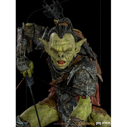 Lord Of The Rings BDS Art Scale Statue 1/10 Archer Orc 16 cm Iron Studios - 7