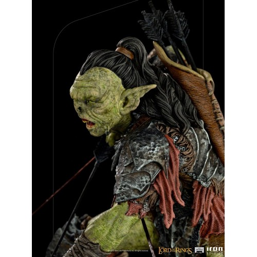 Lord Of The Rings BDS Art Scale Statue 1/10 Archer Orc 16 cm Iron Studios - 8