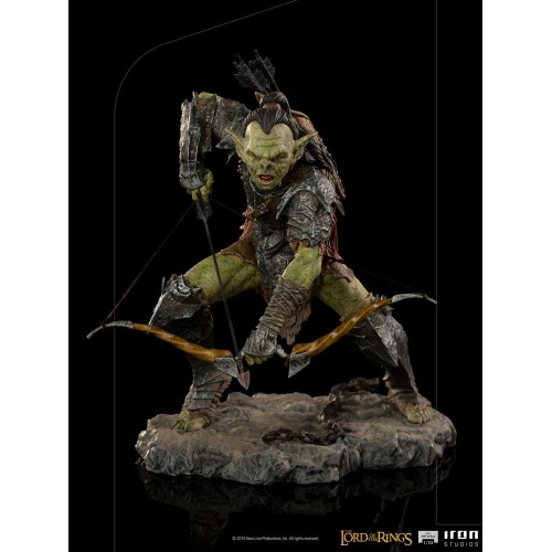 Lord Of The Rings BDS Art Scale Statue 1/10 Archer Orc 16 cm Iron Studios - 10
