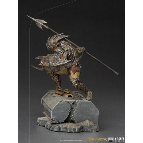Lord Of The Rings BDS Art Scale Statue 1/10 Armoured Orc 20 cm Iron Studios - 10