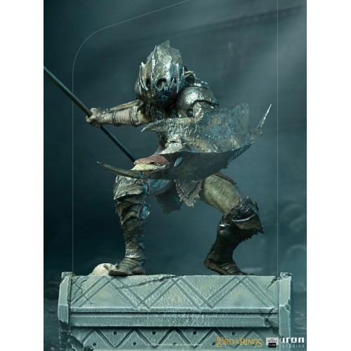 Lord Of The Rings BDS Art Scale Statue 1/10 Armoured Orc 20 cm Iron Studios - 17