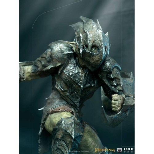 Lord Of The Rings BDS Art Scale Statue 1/10 Armoured Orc 20 cm Iron Studios - 18