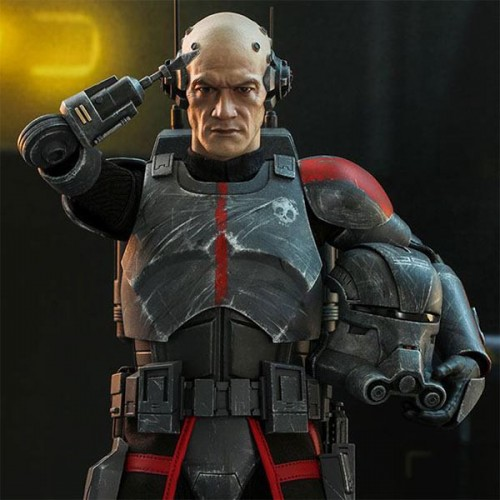 Star Wars The Bad Batch Action Figure 1/6 Echo 29 cm Hot Toys - 1