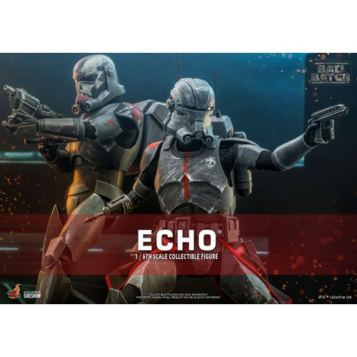 Star Wars The Bad Batch Action Figure 1/6 Echo 29 cm Hot Toys - 2
