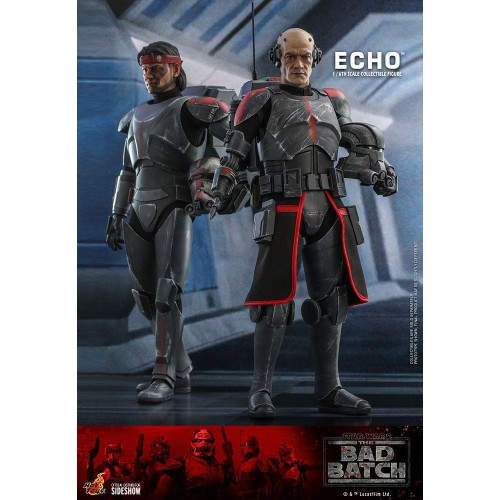 Star Wars The Bad Batch Action Figure 1/6 Echo 29 cm Hot Toys - 3