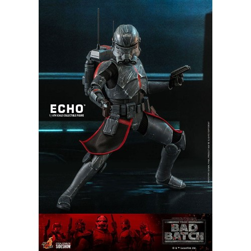 Star Wars The Bad Batch Action Figure 1/6 Echo 29 cm Hot Toys - 5