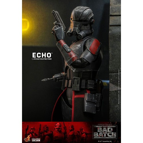 Star Wars The Bad Batch Action Figure 1/6 Echo 29 cm Hot Toys - 8
