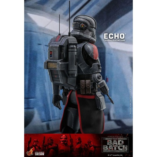 Star Wars The Bad Batch Action Figure 1/6 Echo 29 cm Hot Toys - 9
