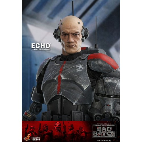 Star Wars The Bad Batch Action Figure 1/6 Echo 29 cm Hot Toys - 12