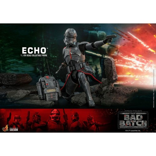 Star Wars The Bad Batch Action Figure 1/6 Echo 29 cm Hot Toys - 14