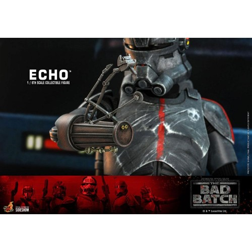 Star Wars The Bad Batch Action Figure 1/6 Echo 29 cm Hot Toys - 17