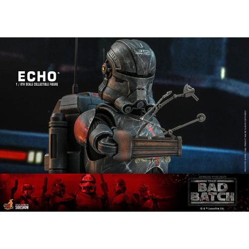 Star Wars The Bad Batch Action Figure 1/6 Echo 29 cm Hot Toys - 18