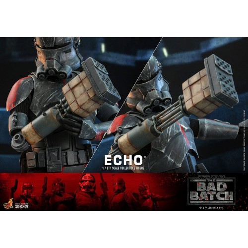 Star Wars The Bad Batch Action Figure 1/6 Echo 29 cm Hot Toys - 20