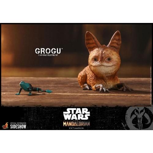Star Wars The Mandalorian Action Figures 1/6 Grogu Hot Toys - 15
