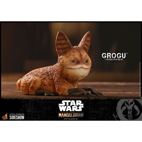 Star Wars The Mandalorian Action Figures 1/6 Grogu Hot Toys - 17