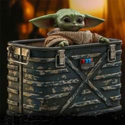 Star Wars The Mandalorian Action Figures 1/6 Grogu Hot Toys - 1