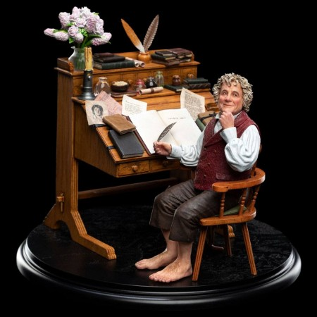 The Lord of the Rings Statue 1/6 Bilbo Baggins (Classic Series) 22 cm Weta Collectibles - 1