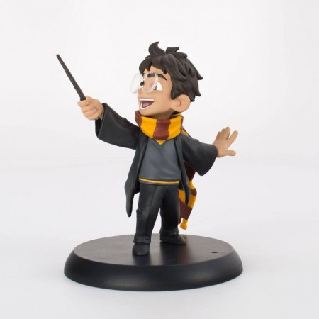 QMx Harry Potter Q-Fig Figure Harry's First Spell 9 cm