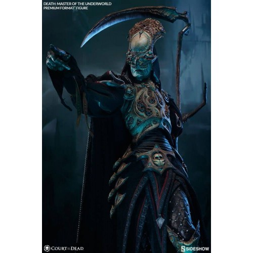 Sideshow Court of the Dead PF Figure Death Master of the Underworld 76 cm SIDESHOW COLLECTIBLES - 2