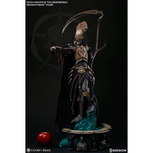 Sideshow Court of the Dead PF Figure Death Master of the Underworld 76 cm SIDESHOW COLLECTIBLES - 3