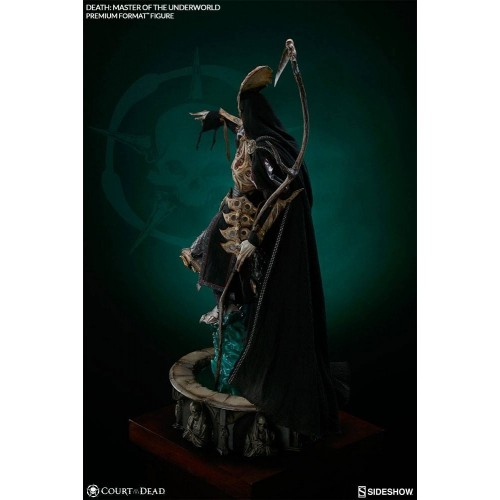 Sideshow Court of the Dead PF Figure Death Master of the Underworld 76 cm SIDESHOW COLLECTIBLES - 4