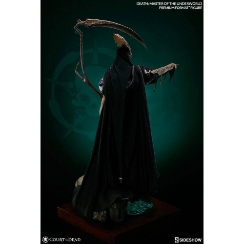 Sideshow Court of the Dead PF Figure Death Master of the Underworld 76 cm SIDESHOW COLLECTIBLES - 5