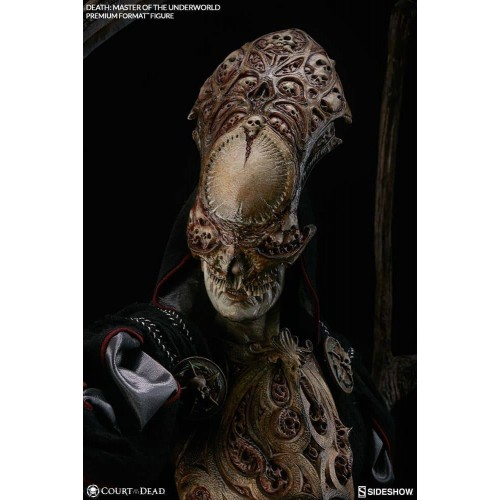 Sideshow Court of the Dead PF Figure Death Master of the Underworld 76 cm SIDESHOW COLLECTIBLES - 6