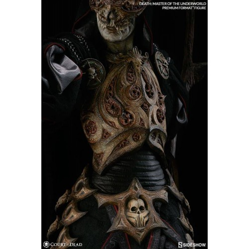 Sideshow Court of the Dead PF Figure Death Master of the Underworld 76 cm SIDESHOW COLLECTIBLES - 7