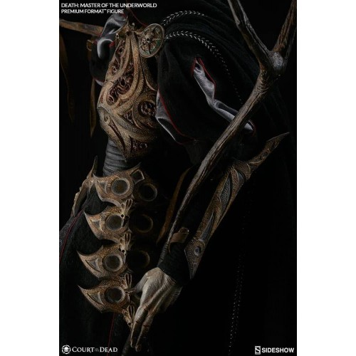 Sideshow Court of the Dead PF Figure Death Master of the Underworld 76 cm SIDESHOW COLLECTIBLES - 8