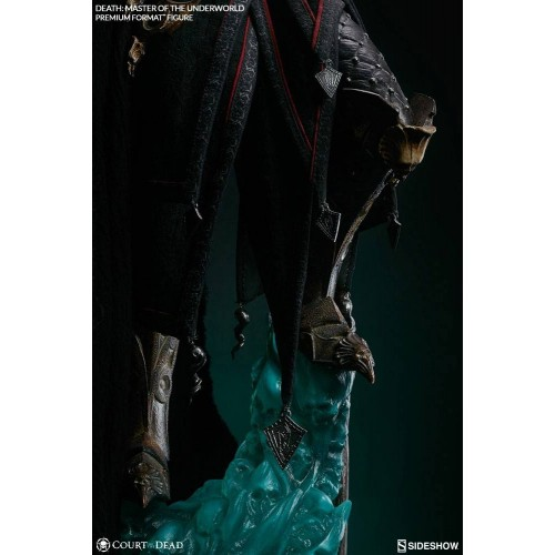 Sideshow Court of the Dead PF Figure Death Master of the Underworld 76 cm SIDESHOW COLLECTIBLES - 9
