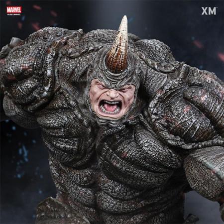 Rhino 1/4 Premium Collectibles Statue 50cm XM Studios - 1