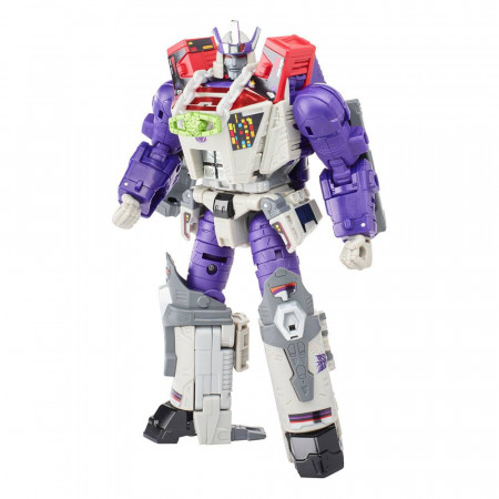 Transformers Generations War For Cybertron Trilogy Leader Class Action Figure 2021 Galvatron 18 cm HASBRO - 1