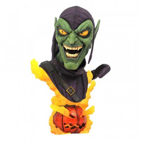 Marvel Comics Legends in 3D Bust 1/2 The Green Goblin 25 cm DIAMOND SELECT - 1
