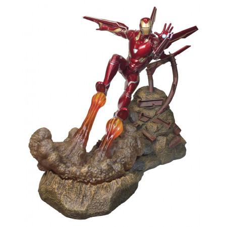 Avengers Infinity War Marvel Movie Premier Collection Statue Iron Man MK50 30 cm DIAMOND SELECT - 1