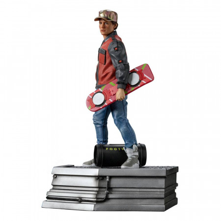 Back to the Future II Art Scale Statue 1/10 Marty McFly 22 cm Iron Studios - 1