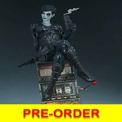 Marvel Comics Premium Format Figure Domino 50 cm by Sideshow Collectibles