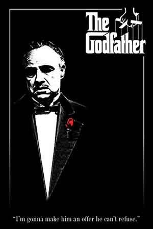 Godfather Movie Statues Figures Collectibles at Statuesque Ltd
