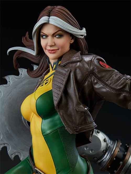 Marvel Rogue statues figures collectibles at statuesqueltd.co.uk