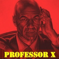 Professor X Statues Action-Figures Collectibles
