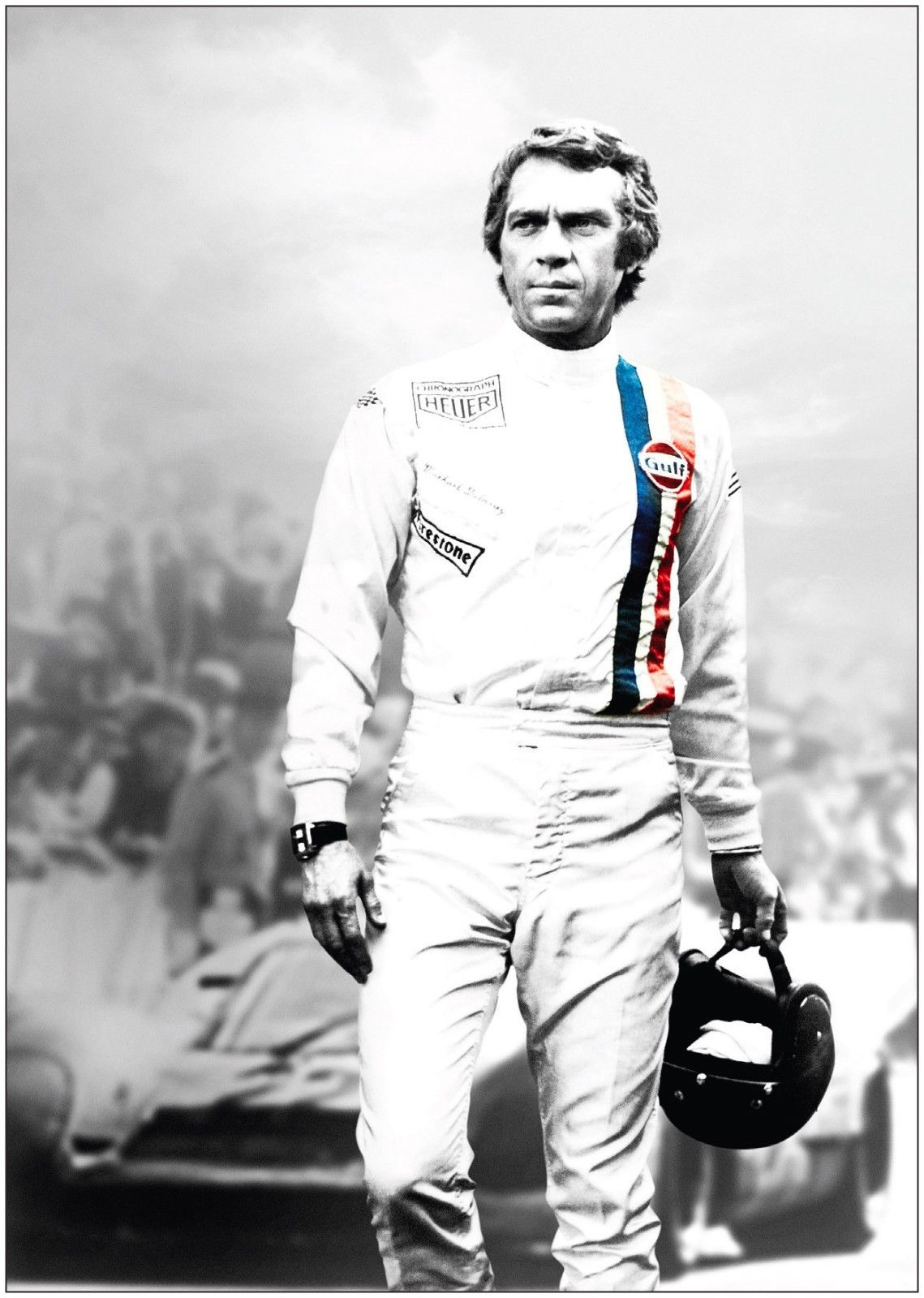 Steve McQueen Statues figures Collectibles at Statuesque Ltd