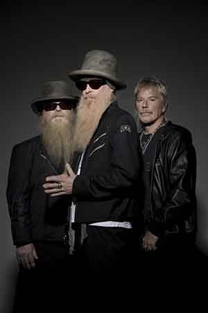 ZZ Top statues figures collectibles at statuesque ltd